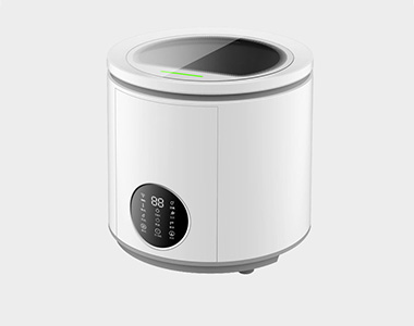 STY06D全自动洗菜机 家用食材净化机