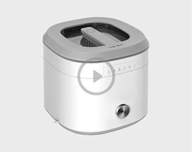 STY02C果蔬清洗机实验视频