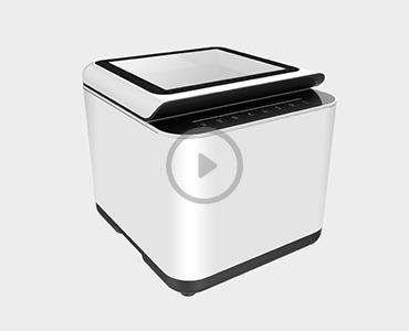 STY03果蔬清洗机实验视频