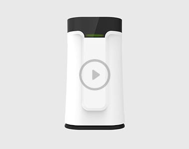KQ02空气净化器实验视频
