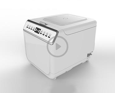 STY01果蔬清洗机宣传视频